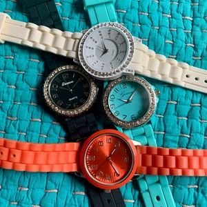 Watch Lot - Four watches - Geneva - Quartz
